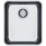 Alt-kinnitatav valamu Franke ANX110-34, 430x370x180mm