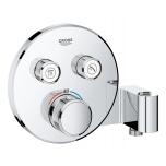 Peitsegisti paneel Grohtherm SmartControl Thermostat, 2 väljundit