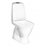 Wc Gustavsberg Nautic 1500 allavooluga, Hygienic flush+ pehme prill-laud