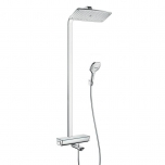 Dushisüsteem Hansgrohe Raindance Select E 360 1jet Showerpipe for bath tub
