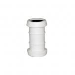 Kanalisatsiooni muhv,  valge