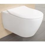Seina wc komplekt Villeroy&Boch Subway 2.0 Rimless. SoftClose prill-lauaga