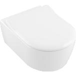 Seina wc komplekt Villeroy&Boch Avento, Rimless, SoftClose prill-lauaga