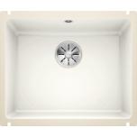 Köögivalamu BLANCO Subline-U, 500x396mm, valge, keraamiline, altkinnitatav