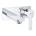 Valamusegisti GROHE Lineare, seinapealne, 149mm