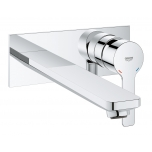 Valamusegisti GROHE Lineare, seinapealne, 207mm