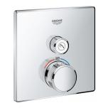 Peitsegisti paneel Grohtherm SmartControl Thermostat, 1 väljund
