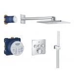 Termostaatsegisti komplekt GROHE SmartControl