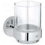 Klaasihoidja +kristallklaas Grohe Essentials