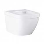 Seina wc GROHE Euro Ceramic Compact+SoftClose prill-laud