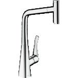 Köögisegisti Metris Select M71 320, väljatõmmatava otsaga,  kroom