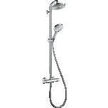Dushisüsteem Hansgrohe Raindance Select S 240 1jet Showerpipe