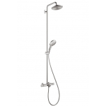 Dushisüsteem Hansgrohe Raindance Select S 240 1jet Showerpipe for bath tub
