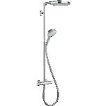 Dushisüsteem Hansgrohe Raindance Select S 240 2jet Showerpipe