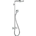 Dushisüsteem Hansgrohe Raindance Select S 300 2jet Showerpipe