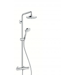 Dushisüsteem Hansgrohe Croma Select S 180 2jet Showerpipe