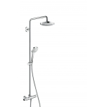 Dushisüsteem Hansgrohe Croma Select E 180 2jet Showerpipe