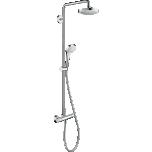 Dushisüsteem Hansgrohe Croma Select E 180 2jet Showerpipe