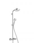 Dushisüsteem Hansgrohe Crometta 160 1jet Showerpipe