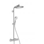 Dushisüsteem Showerpipe Crometta S240