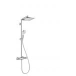Dushisüsteem Hansgrohe Crometta E Showerpipe 240