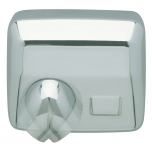 Sensoriga kätekuivati JVD Ouragan valge/kroom