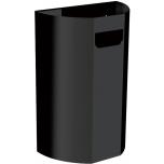 Prügikast seinale JVD Black, 20-40L