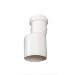 Kanalisatsiooni üleminek muhvile, valge
