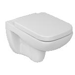Seina wc LaVita CRIMA RIM+, SoftClose prill-lauaga