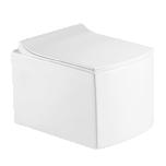 Seina wc LaVita FAGO RIM+, SoftClose prill-lauaga