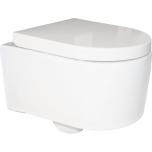 Seina wc LaVita GEO, RIM+, SoftClose prill-lauaga