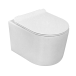 Seina wc LaVita LOSO RIM+, SoftClose prill-lauaga