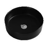 Valamu LaVita MERIDA SLIM BLACK, 355mm