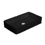Valamu LaVita PASANA SLIM BLACK 600x350x110mm