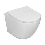 Seina wc LaVita SINTO, RIM+, SoftClose prill-lauaga