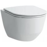 Seina wc komplekt Laufen PRO S, SoftClose prill-lauaga, Rimless