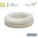 Põrandaküttetoru Wavin 20x2,0 PE-RT 120m