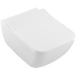 Seina wc komplekt Villeroy&Boch Venticello SoftClose prill-lauaga